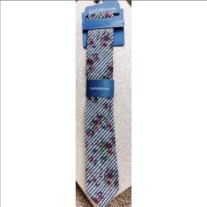 New Croft & barrow tie floral
